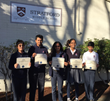 Stratford School Students Qualify For American Mathematics Competition