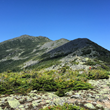 Views along the Appalachian Trail are often spectacular like this one in the White Mountains of New Hampshire