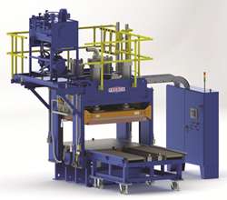 300-Ton-Composite-Molding-Hydraulic-Press