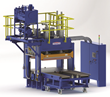 French Develops New Composite Molding Hydraulic Press for Aerospace Components