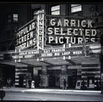Garrick Theatre CAPC