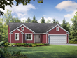 Custom Home Builder Wayne Homes Introduces First New Floor Plan of 2016, the Brookline II