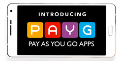 Introducing PAYG Apps