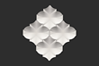 Textural Designs Announces New 3D Sculptural Wall Tile Collection And Mobile Responsive Website