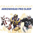 ProPlayer Health Alliance Athletes and other Sports Figures to Gather January 26th for Public Sleep Awareness Event and for Grand Opening of Arrowhead Pro Sleep