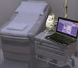 Brighter Health Network offers onsite urodynamics testing services using their equipment and staff to temporarily transform a typical patient room into a specialized urodynamics lab space.