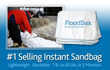 FloodSax Instant Sandless Sandbag Alternatives