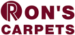 Ron's Carpets Logo