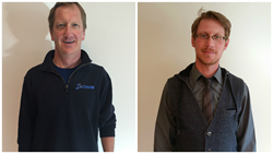 Greg Schultz and Jesse Soyk further enhance Diversified Machine Systems customer support group