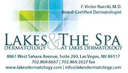 Lakes Dermatology has a new look, logo, website and much more!