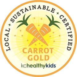 Carrot Gold KC Healthy Kids