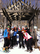 Snowshoeing in Benzie County
