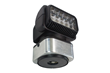 36 Watt LED Spotlight with Lithium Ion Battery for Portable Operation