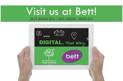 BETT 2016 Time To Know