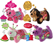 New Sweet Scented Pets Will Make Kids Hungry for Pillow Pets Toys and Stuffed Animals