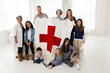 Red Heart Partners with Red Cross for #StitchAHug initiative