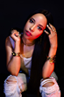 "From One Songstress to Another: Coline Creuzot Covers Aaliyah's ""At Your Best"" in Tribute for the Late Singer's Birthday"