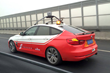 Baidu's modified BMW 3 Series fully autonomous car
