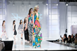 IMTA Contestants walk in the designer fashion show produced by Curtis Davis