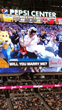 Denver Nuggets Fan Pops Question on Shane Co. Kiss Cam