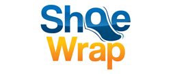 The Shoe Wrap is a waterproof shoe cover