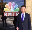 Dr. John Chao at KMIR 6 studios