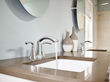 Moen Offers Builders and Consumers Stylish Options with the New Glyde™ Bathroom Collection