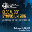 Global SOF Foundation's Global Symposium Set for February