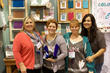 Sizzix Honored for Creative Booth Display at Craft and Hobby Trade Show