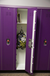 Duralife Lockers hold up to the daily wear and tear of school life.