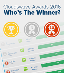 Cloudswave Awards 2016