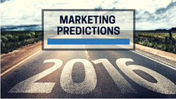 Magnificent Marketing, marketing, 2016, marketing strategy, marketing predictions