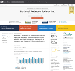 A new look at the redesigned GuideStar Nonprofit Profiles