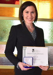 Los Angeles Bankruptcy Lawyer Megan Craig Wins National Recognition