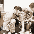 Castle MedFlight Medical team members take part in ongoing continuing education.