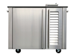 New Smoker Cabinet from Kalamazoo Outdoor Gourmet
