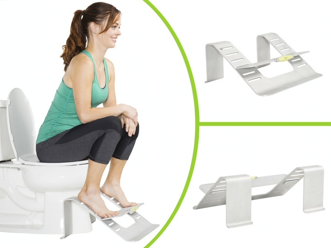 Media. TURBO  a Bathroom Must Have Footstool for Improved Health