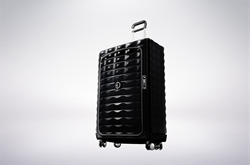 The World's First Smart, Collapsible, Hangable, Hard Case Luggage,...