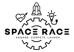 SPACE RACE LOGO