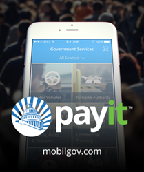 PayIt mobile government platform