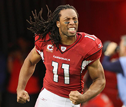 Larry Fitzgerald Wide Receiver Arizona Cardinals
