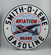 Smith-o-Lene Aviation Gasoline sign realized $134,200.