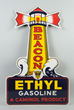 Beacon Ethyl Gasoline sign realized $85,400.
