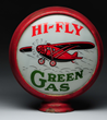 Hi-Fly Green Gas lens with plane graphics realized $35,380.