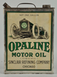 Sinclair Opaline Motor Oil can realized $7,320.
