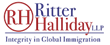 Ritter Halliday LLP logo
