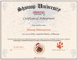 Shmoop Introduces Official Certificates of Achievement for Online Courses