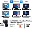 ClearCube® Delivers 16 Remote Access PCs per 3U Chassis Featuring Multi-protocol Flexibility for PCoIP/Citrix HDX/Microsoft RDP