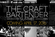 A Bar Above Announces Craft Bartender Summit to Bring a Bar Education to Bartenders Over the Web
