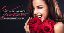 valentines beauty event
